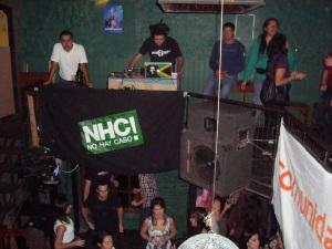 No Hay Caso y Comunidad Fusa en Montevideo