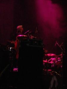Denis Ramos en Percusión